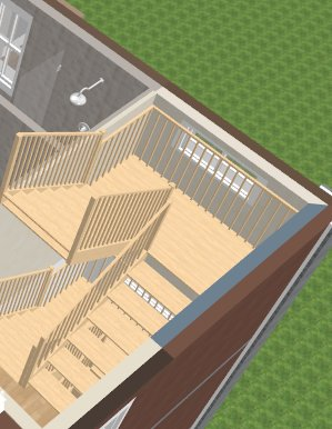 sweet home 3d forum view thread half landing stairs